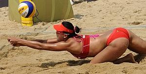 2014 FIVB Dünya Turu Fuzhou Open - Bayanlar
