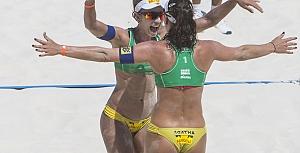 2014 FIVB Dünya Turu Puerto Vallarta Open - Bayanlar