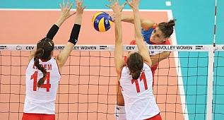 Sırbistan: 3 - Türkiye: 0