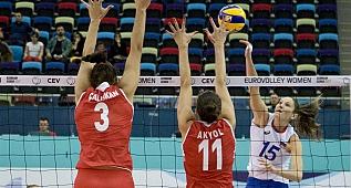 Türkiye:1 - Rusya:3