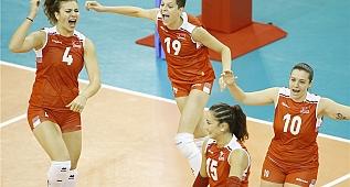 Türkiye:4 - Küba:0
