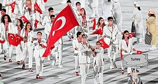 2020 Tokyo Olimpiyatları resmi açılış töreni
