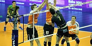 BERLIN Recycling Volleys:3 - PGE Skra Belchatow:2