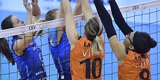 Eczacıbaşı VitrA - Dinamo Moskova: 3-1