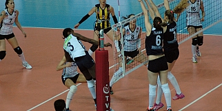 Fenerbahçe:3 - Sarıyer Belediyesi:0
