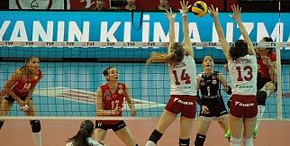 Galatasaray:3 - VakıfBank:2