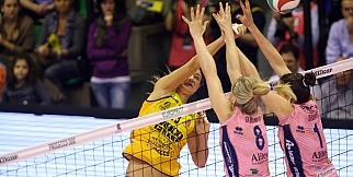Imoco Volley Conegliano:3 - Pomì Casalmaggiore:0