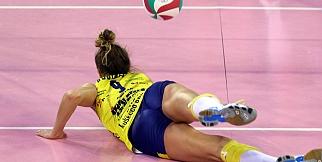 Liu Jo Modena - Imoco Volley Conegliano 1-3