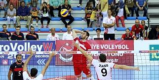 Türkiye:3 - Avusturya:1