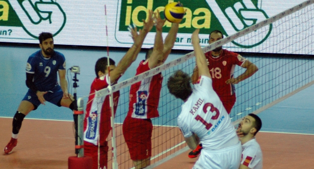 Galatasaray:3 – Palandöken Belediyespor:0 (FOTO)