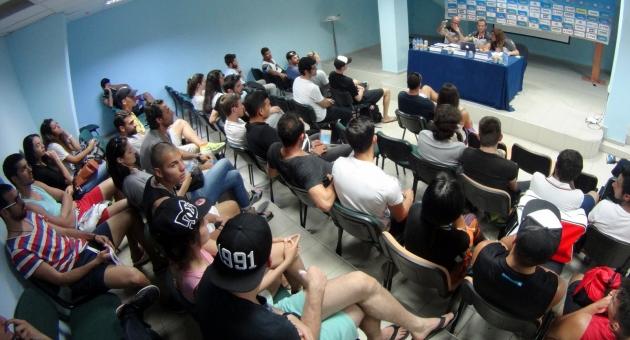 İzmir Open'ın basın toplantısı yapıldı