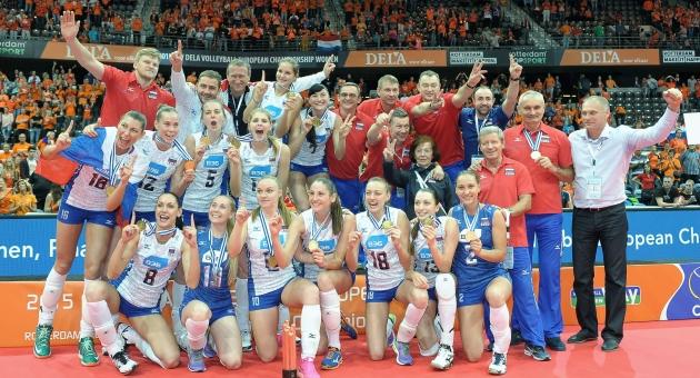 Şampiyon Rusya!