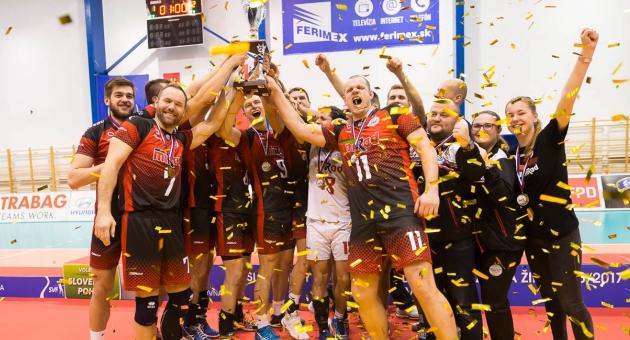 Slovakya Kupası Presov'un!..