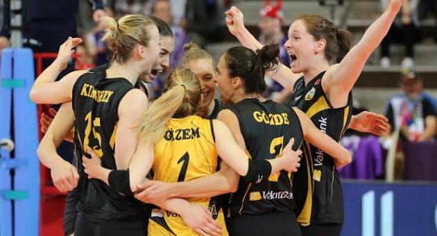 VakıfBank, üçüncü Avrupa Şampiyonluğu için İtalya'da