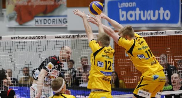 Finlandiya'da VaLePa Seriyi 3-0'a Getirdi