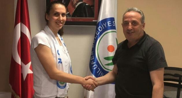 Nilüfer Belediyespor'dan transfer