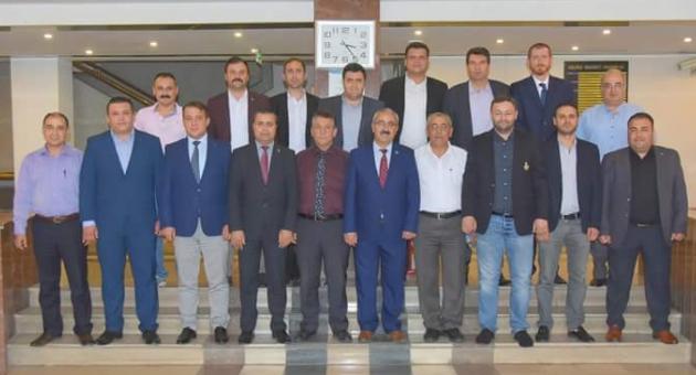 Salihli Belediyespor Yönetimini Seçti