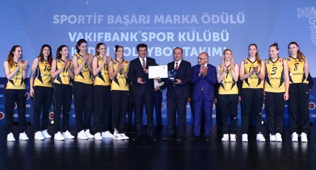 VakıfBank'a büyük onur