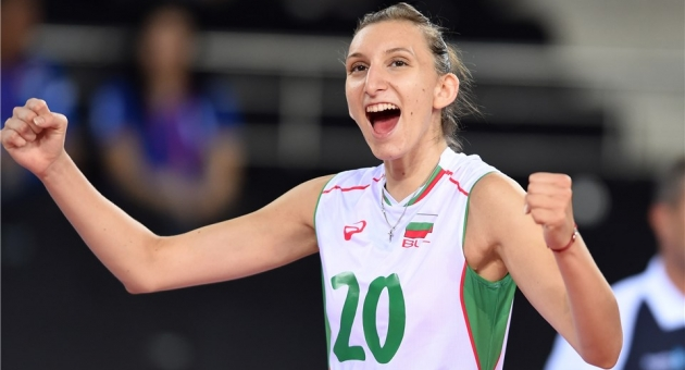 Mira Todorova yeniden Volero Zürih'te