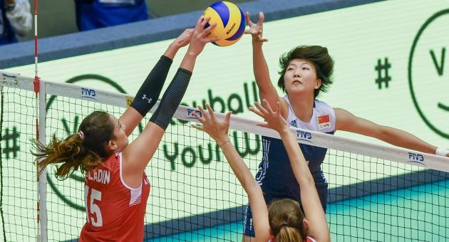 Çin 3 - 1 Türkiye