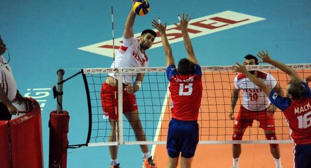Türkiye 2 – 3 Çek Cumhuriyeti
