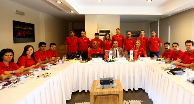 Ulusal Hakem Aday Kursu Ankara'da Başladı