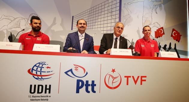 PTT Kargo, TVF Resmi Kargo Tedarikçisi Oldu
