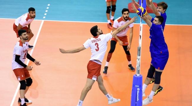 Türkiye 0 – 4 Rusya