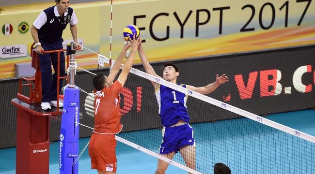 Türkiye 3 – 4 Çin
