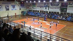 THY, Foinikas Alexandroupolis'i 3-0 yendi