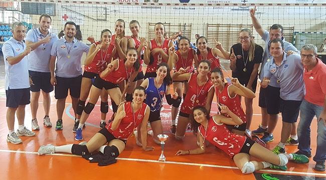 THY, Yunanistan'da şampiyon!...