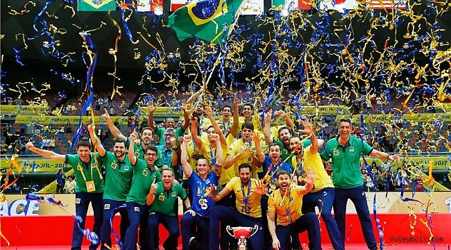 World Grand Champions Cup Şampiyonu Brezilya!..