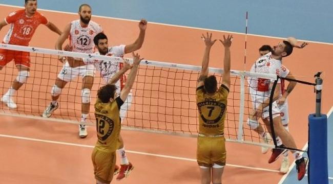 Ziraat Bankası, Kula'yı 3-1 yendi