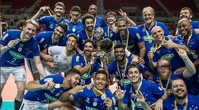 Brezilya'da Süper Kupa'nın sahibi Sada Cruzeiro