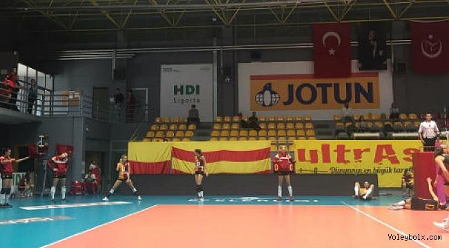 Galatasaray Park turnuvasında ilk gün tamamlandı