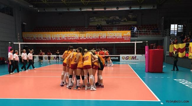 Galatasaray turnuvasında 2. gün tamamlandı