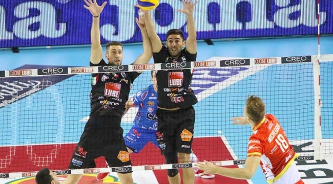 İtalya Kupası'nda Trentino, Lube ve Perugia Final Four'da
