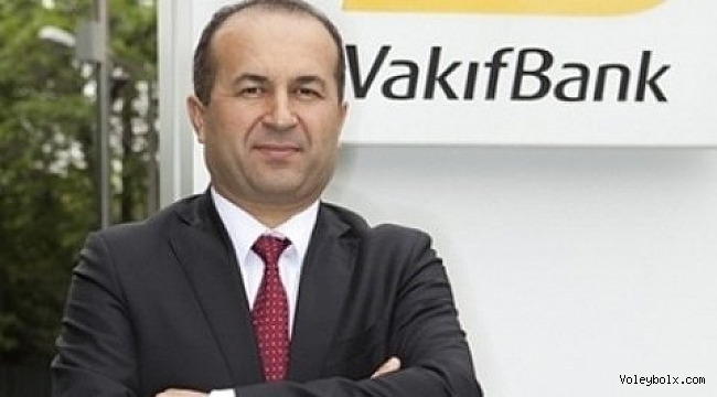Osman Demren: VakıfBank'ta oynamak seviye atlamak demek