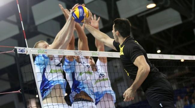 Polonya'da Katowice 3. sıraya yükseldi...