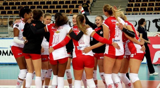 Polonya'da Lodz, deplasmanda Muszyna'yı 3-2 yendi