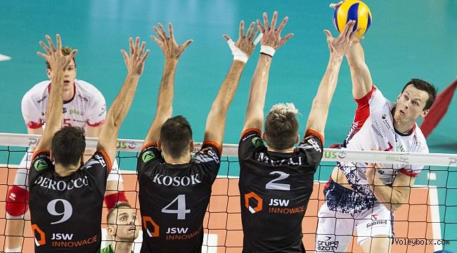 Polonya'da ZAKSA'dan önemli galibiyet