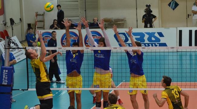 Şampiyonlar Ligi erkeklerde ön eleme ilk maçları oynandı