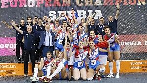 Sırbistan Avrupa Şampiyonu!...
