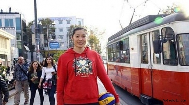 Zhu Ting: Bu sezonki amacımız bütün kupaları kazanmak