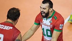 Aslanlı Novosibirsk, erteleme maçında Ufa'ya set vermedi