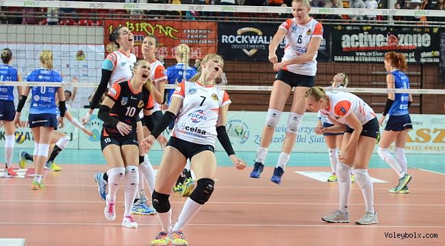 Polonya'da bayanlarda 6. hafta maçları tamamlandı