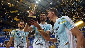 Rusya'da Süper Kupa Zenit Kazan'nın!...