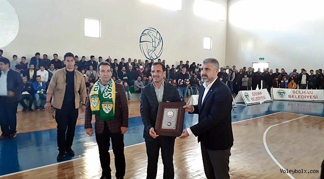 TVF Asbaşkanı Suat Güler, Muş ve Bingöl'e Ziyaretlerde Bulundu