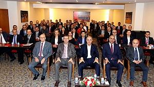 A ve AB Klasman Hakemleri Ara Semineri Ankara'da Düzenlendi