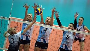 Kazan, Moskova ve Krasnoyarsk 24 puana ulaştı!.. (FOTO GALERİ)